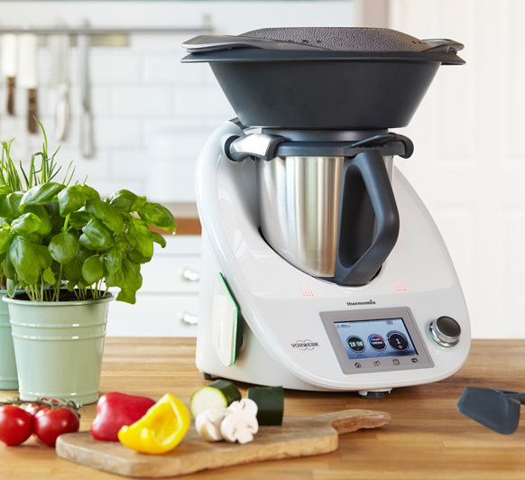 Thermomix® SIN GLUTEN DIA 19 MAYO a las 18:00 h.
